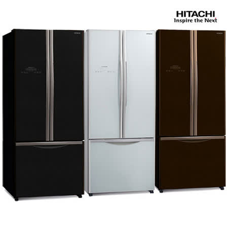 【結帳優惠價】日立483公升三門變頻冰箱RG470