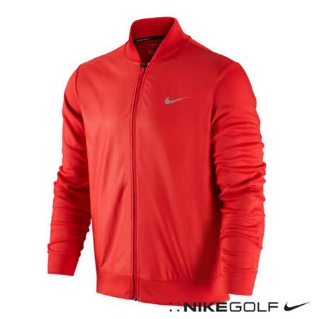 Nike 運動休閒防風輕量男子夾克外套(紅)638352-660