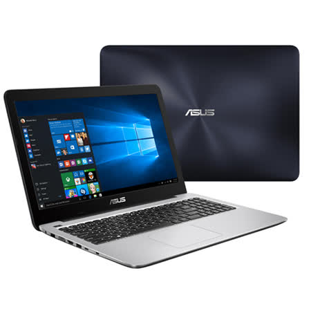 【ASUS華碩】K556UQ 15.6吋FHD  i5-6200U 4G記憶體 128GSSD+1TB硬碟 NV940MX 2G獨顯 效能雙碟筆電