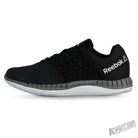 REEBOK (女) 銳步 REEBOK ZPRINT RUN 慢跑鞋 黑-V70859
