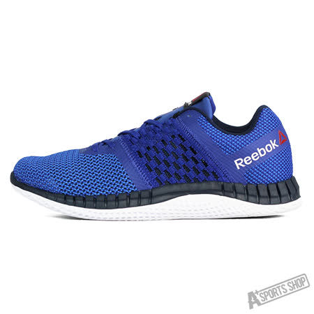 REEBOK (男) 銳步 REEBOK ZPRINT RUN 慢跑鞋 藍-V71823