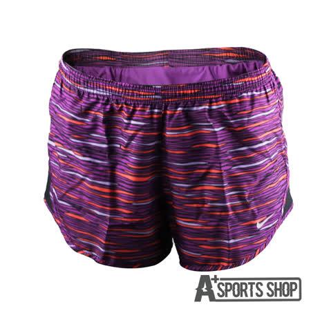 NIKE (女) 耐吉 EQUILIBRIUM MODERN TEMPO 短褲 紫-723945556