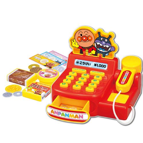 ~麵包超人~ANP 收銀檯玩具
