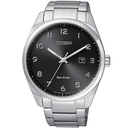 【網購】gohappyCITIZEN 星辰 簡約大三針光動能時尚不鏽鋼腕錶/42mm/BM7320-87E評價如何嘉義 百貨 公司