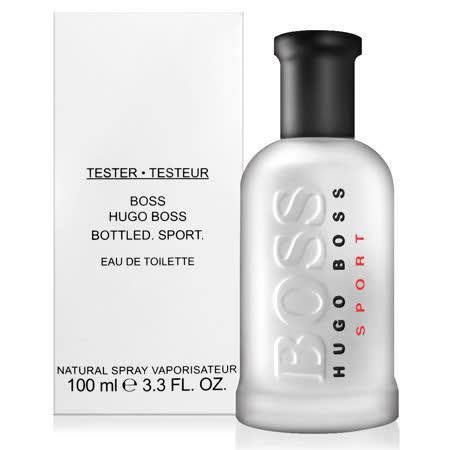 BOSS Bottled Sport自信運動男性淡香水Tester(100ml)