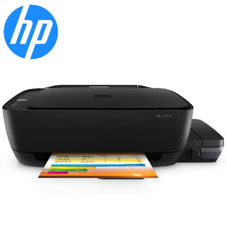 【HP】DeskJet GT 5810 大容量連續供墨印表機 (列印/影印/掃描)