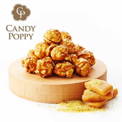 Candypoppy 糖果波比~裹糖爆米花^(臻愛太妃糖、70g^)