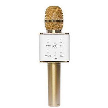 途訊 Q7 藍牙麥克風 手機K歌寶麥克風話筒 新款掌上KTV