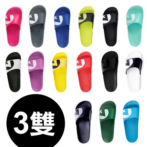 ( )AIRWALK ~輕盈舒適EVA中性拖鞋 ~ 三雙1050