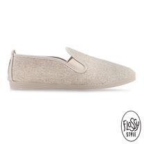 Flossy-(女款)OSUNA西班牙方便鞋-銀色