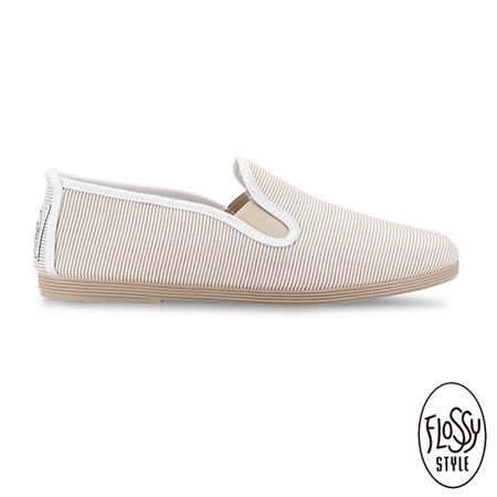 Flossy-(女款)SAN JAVIER西班牙方便鞋-灰褐色