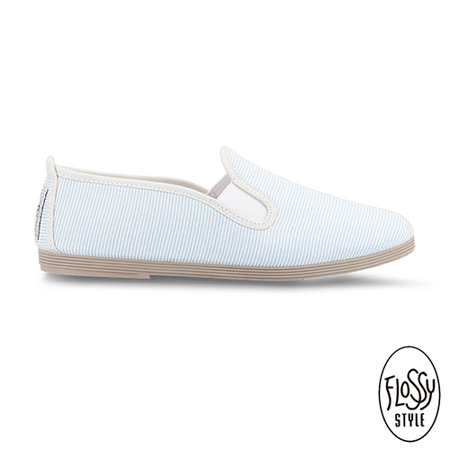 Flossy-(女款)SAN JAVIER西班牙方便鞋-淡藍色