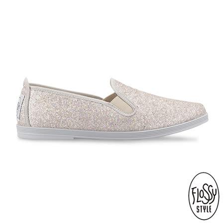 Flossy-(女款)ORBA西班牙方便鞋-銅金色