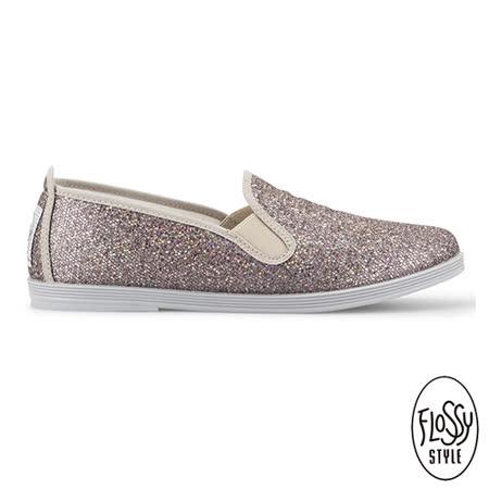 Flossy-(女款)ORBA西班牙方便鞋-玫瑰金