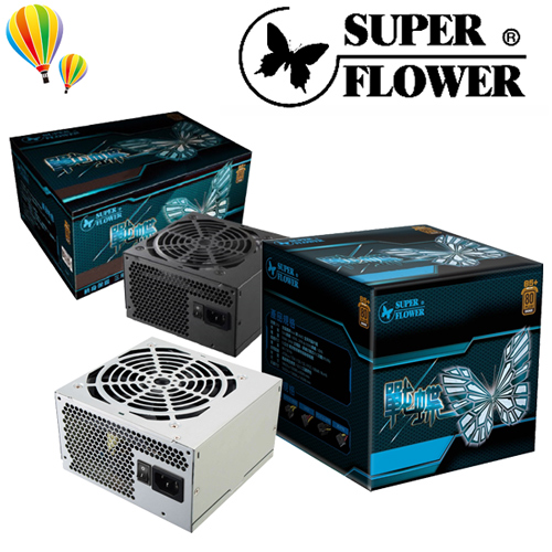 Super Flower 振華 戰蝶 450W 電源 器 80 銅牌 3年全保 ^(SF~