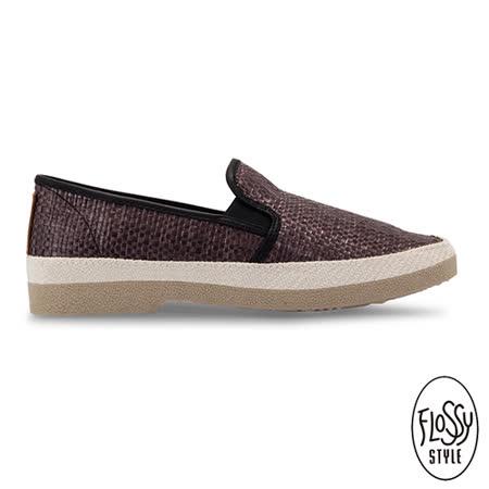 【勸敗】gohappy線上購物Flossy-(男款)CULLAR 西班牙方便鞋-深褐色價錢大 远 百货