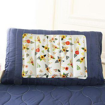 【CoolCold】 雙重強效防蚊激涼冷凝墊 1枕-芳草香氛