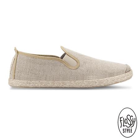 【好物分享】gohappy線上購物Flossy-(男款)CALPE西班牙方便鞋-砂灰色評價怎樣遠 百 電影院
