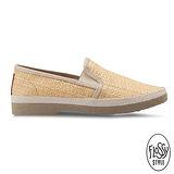 Flossy-(男款)CULLAR 西班牙方便鞋-天然褐
