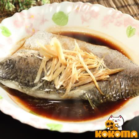 【極鮮配】生凍鱸魚片(100-200g/片)(任選)