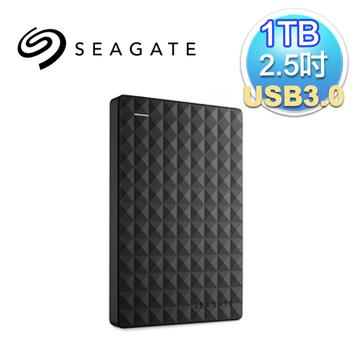 Seagate 希捷 新黑鑽 1TB 2.5吋 USB3.0 外接式硬碟
