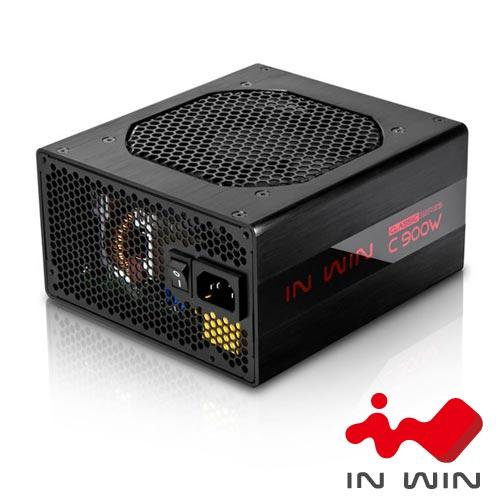 IN WIN Classic 80plus白金牌 900W模組化電源 器