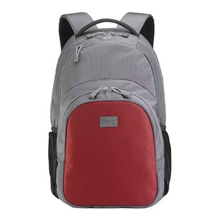 【SUMDEX】PON-336 X-sac 電腦後背包15吋~15.6吋(紅色PR)
