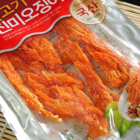 【韓太】韓式辣烤魷魚乾