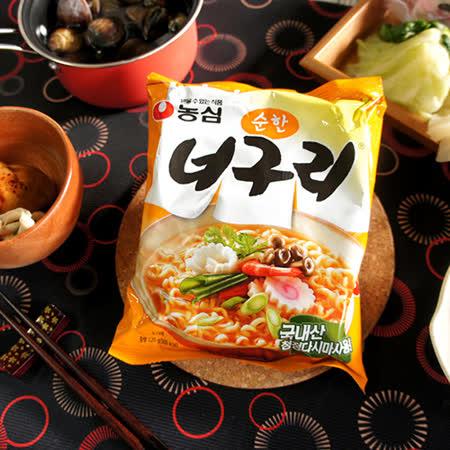【農心】昆布海鮮風味麵