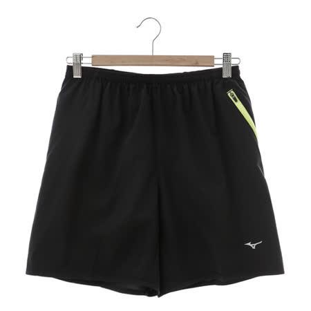 MIZUNO美津濃 短褲 黑 J2TB655209