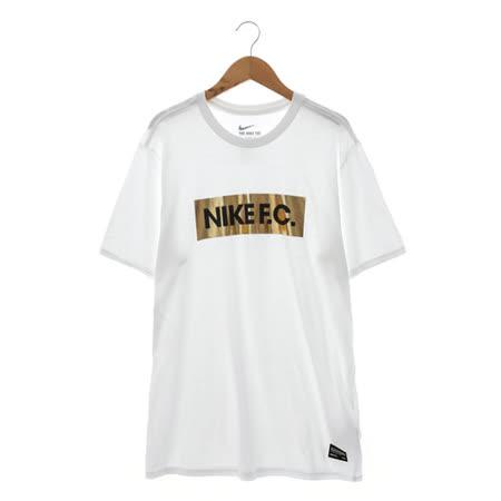 Nike(男)圓領短T 白 810506101