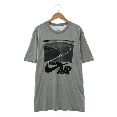 Nike(男)短T 灰778429063