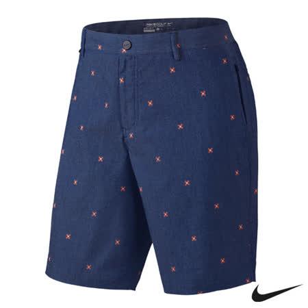 NIKE GOLF MODERN FIT 運動休閒排汗短褲 (藍) 746652-410