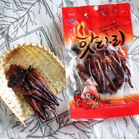 【韓太】韓式烤魷魚腳-辣味