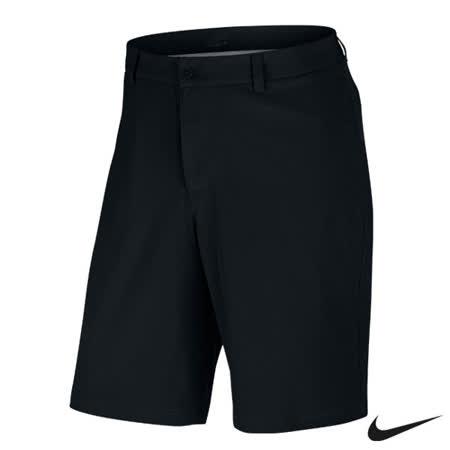 Nike Golf 排汗運動休閒素面短褲 (黑) 725703-010