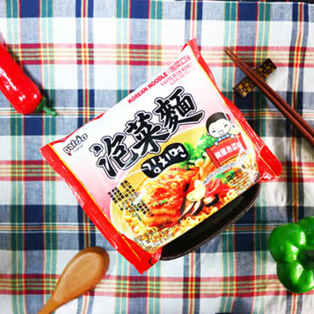 【Paldo八道】泡菜麵