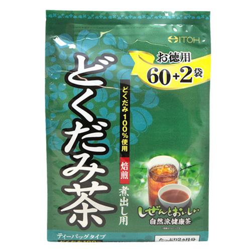 ~ITOH~ 藤井德用魚腥草茶 ^(3g^~62袋入^)