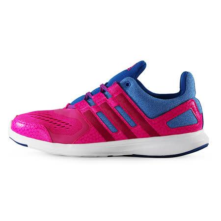 adidas  女 HYPERFAST 2.0 K  愛迪達  慢跑鞋 - AF4511