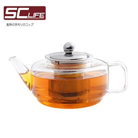 【SC life】日式玻璃泡茶壺