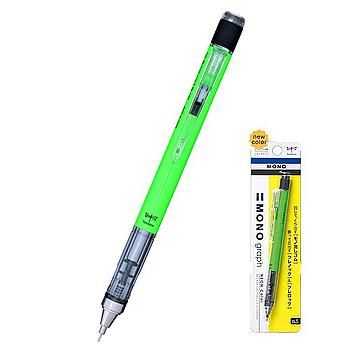 蜻蜓134E自動鉛筆0.5霓虹綠