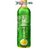 茶裹王濃韻日式綠茶600ml