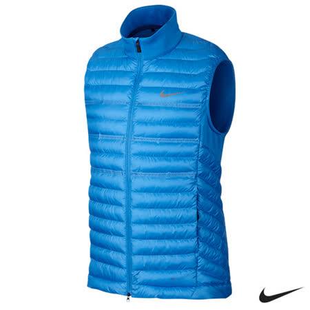 NIKE AEROLOFT 冬季保暖鋪棉背心(藍)687021-406