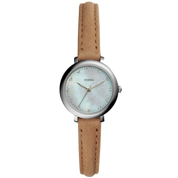 FOSSIL 婉約佳人 晶鑽腕錶~ES4084