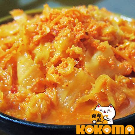 【極鮮配】明太子泡菜(500g±10%*6包)