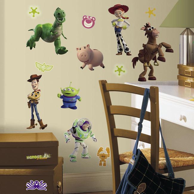 ~美國Roommates~童趣 壁貼_玩具總動員RMK1428