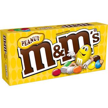 M&M'S花生巧克力歡樂盒 87.9G