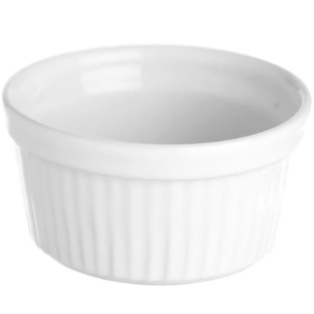 《EXCELSA》白陶布丁烤杯(11cm)
