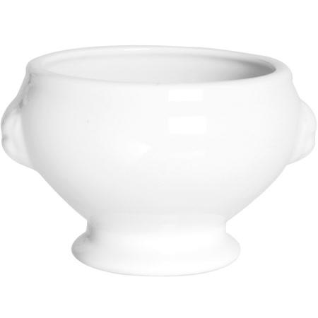 《EXCELSA》White白瓷酥皮濃湯碗(13cm)