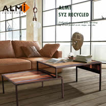 【ALMI】SYZ RECYCLED- SIDE TABLE 伸縮咖啡桌