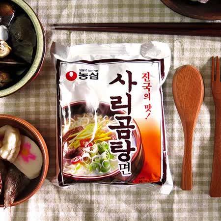 【農心】牛骨湯麵